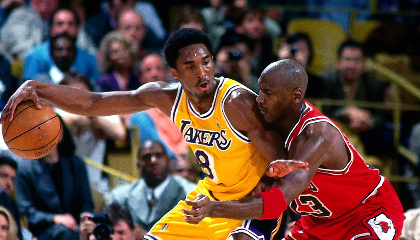 Smart Alec on Jordan vs. Kobe – Episode 4