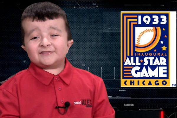 Smart Alec on Sport 2016 MLB All-Star Game