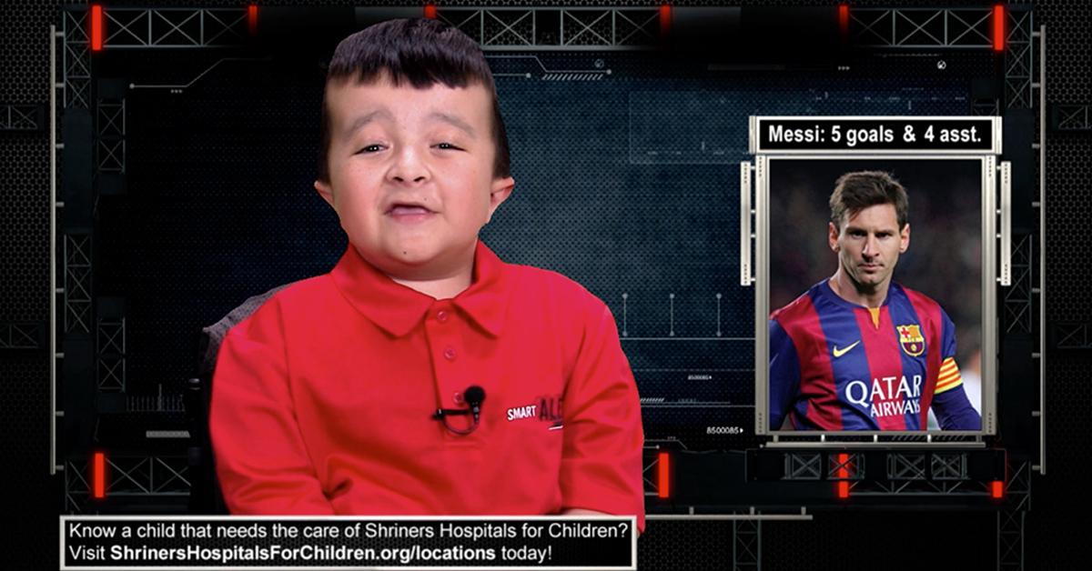 Smart Alec on Messi Retirement – Episode 17