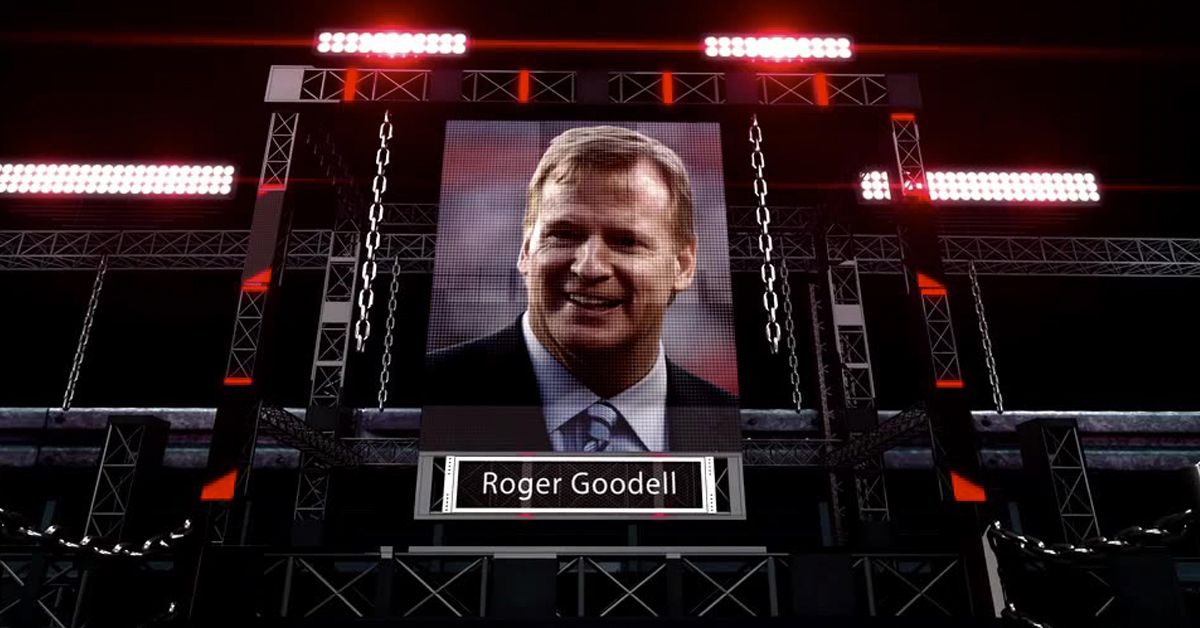 Smart Alec with Roger Goodell pt. 3- Episode 25